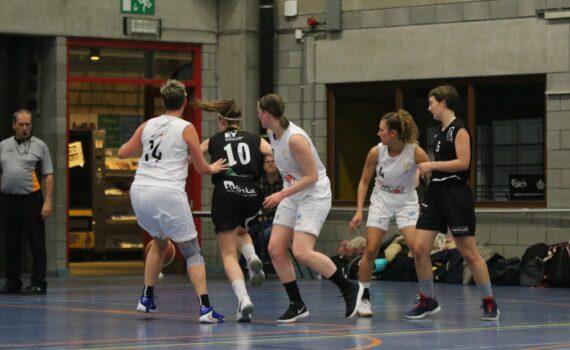 17/10: LDP Donza Dames A – Kortrijk Spurs DSE C