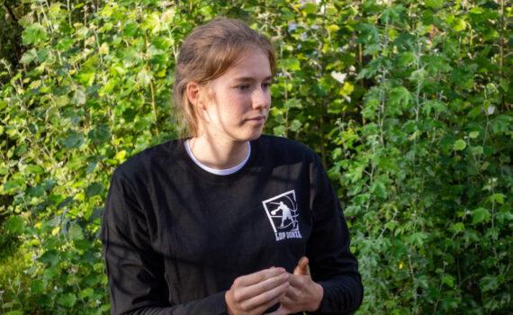 T-Shirt lange mouwen – volwassenen